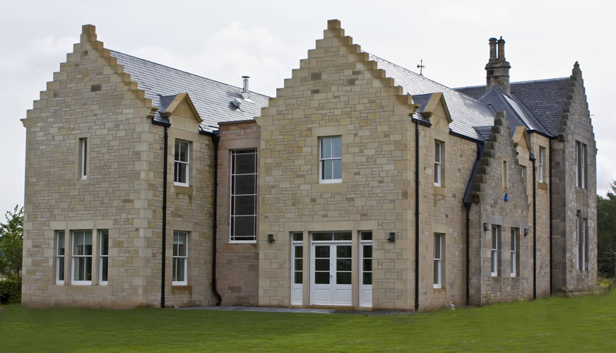 New Build Homes East Lothian Scotland